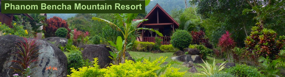 Krabi Nature Resort | Phanom Bencha Mountain Resort